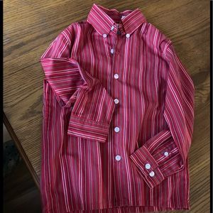 Young boys dress shirt